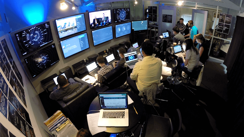 Good People E3 Social Media War Room